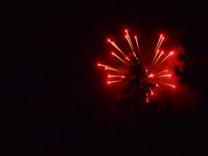 2015-07-04 Fireworks from Deck
